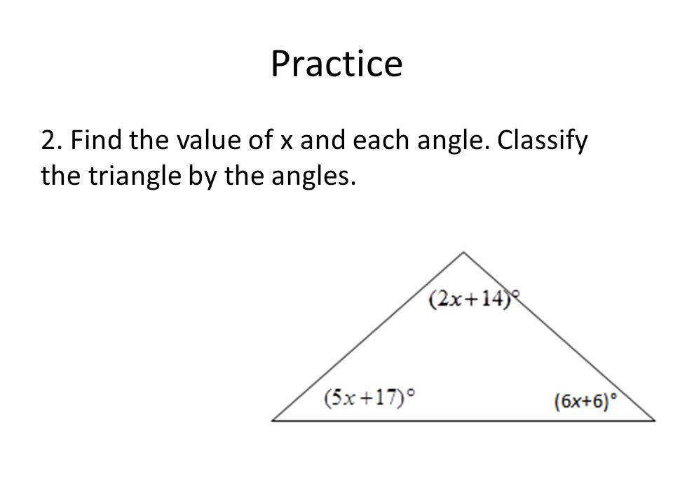 Incredible Wonderful Worksheet Triangle Sum And Exterior Angle Theorem Answers 3 5 Parallel Lines And Triangles I Can Apply The Triangle Angle