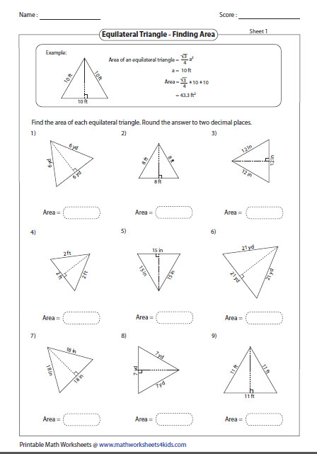 Manificent Fine Worksheet Triangle Sum And Exterior Angle Theorem Answers Triangles Worksheets