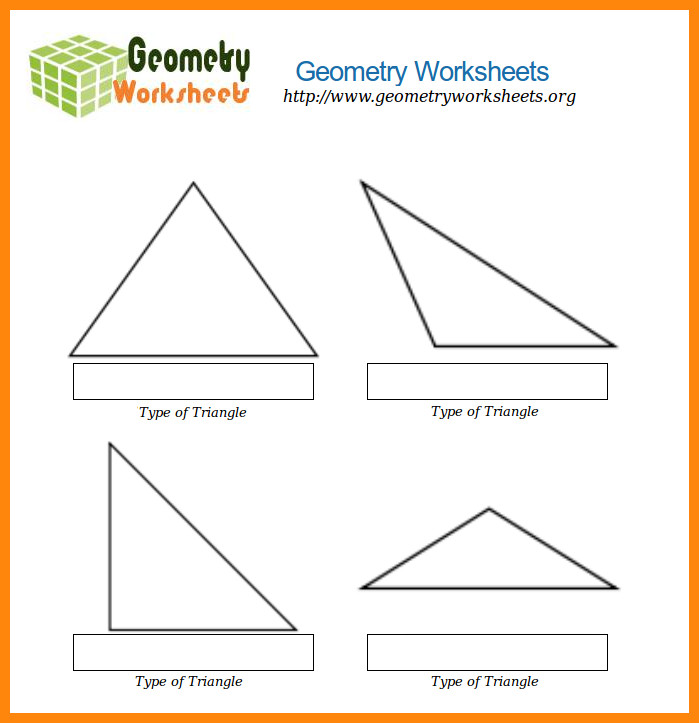 Triangles Worksheet Homeschooldressage Com