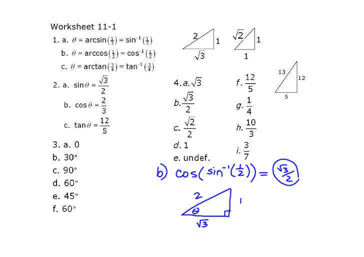 Worksheet 111