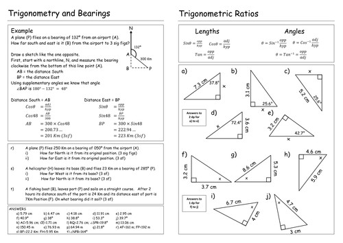 Trig Word Problems Worksheet Homeschooldressage. Trigonometry Worksheet By Pebsy Teaching Resources Tes From Trig Word Problems. Worksheet. Law Of Sines Story Problems Worksheet At Clickcart.co