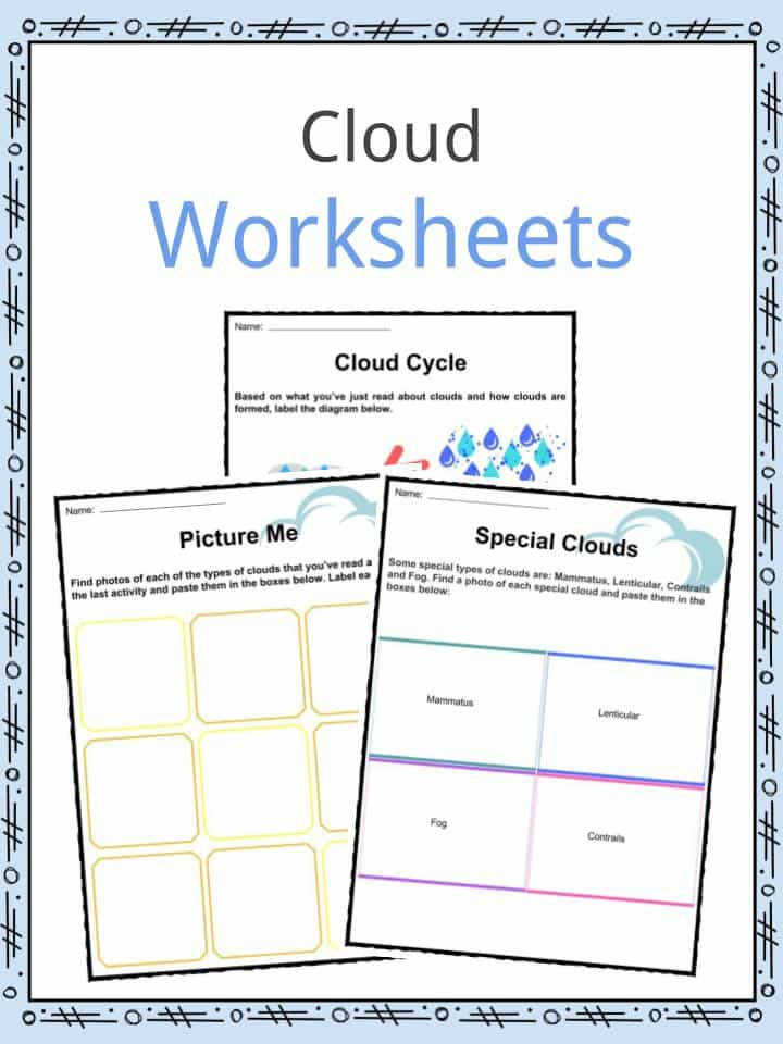 Download the Cloud Facts & Worksheets
