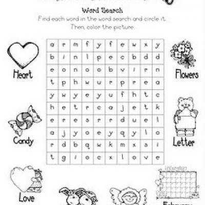 Excellent Valentines Day Printable Worksheets Album Best Easter T Easy Worksheet Ideas Recycleroughly