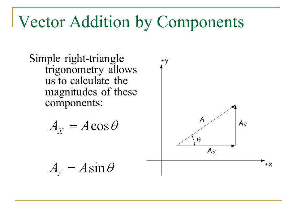 Vector Addition Tip To Tail Worksheet You