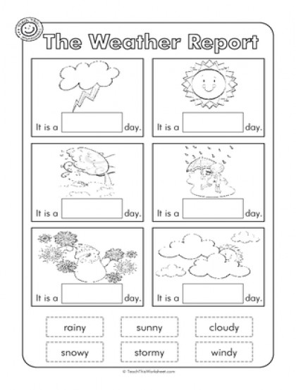 weather instruments worksheet. Black Bedroom Furniture Sets. Home Design Ideas