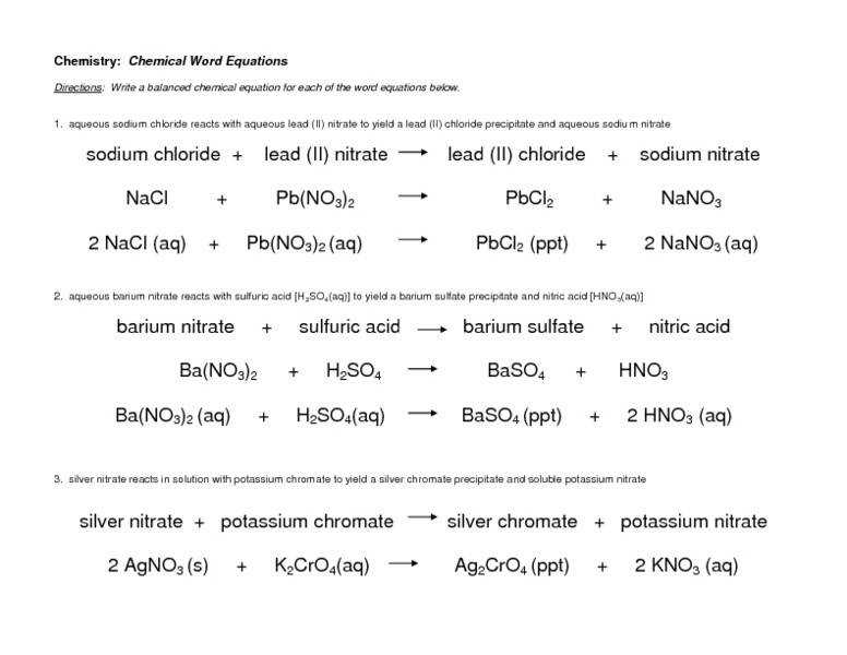 KS3 Atoms L5 word and symbol equations by sciencebabe Teaching