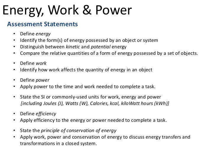energy work power 3 728