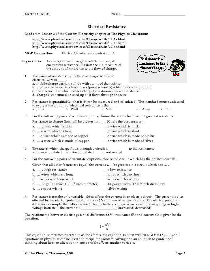 Work and Power Problems · Work Energy And Power Worksheet Answers