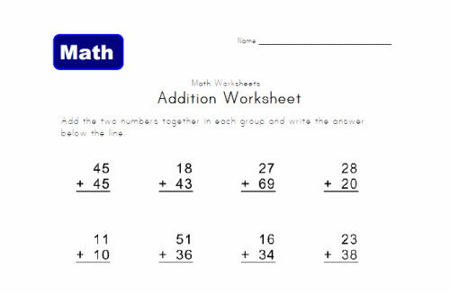 All 2nd Grade line Math Worksheets