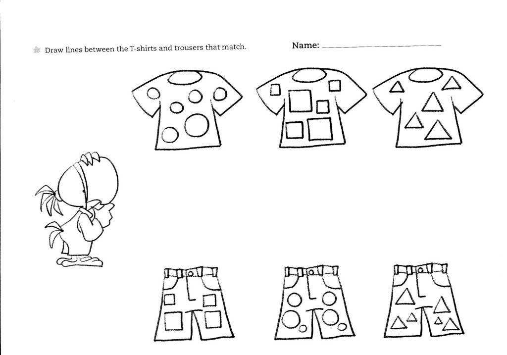 Worksheets For 2 Year Olds Kiddo Shelter