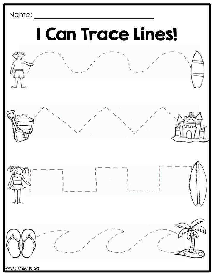 My Way to K Fun summer practice for in ing Kinders