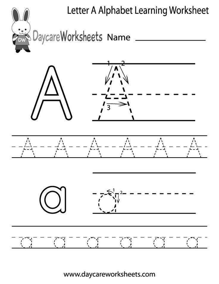 Free Alphabet Worksheets Preschool free alphabet tracing worksheets preschool with free alphabet worksheets preschool also preschool alphabet worksheets