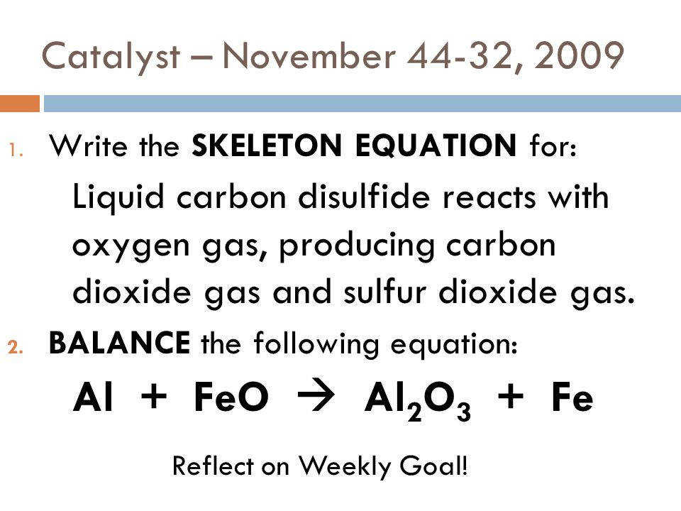 Worksheets Writing Skeleton Equations Worksheet With Answers catalyst november 44 32 write the skeleton equation for