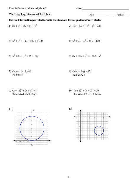 Writing And Solving Equations Worksheet Worksheet