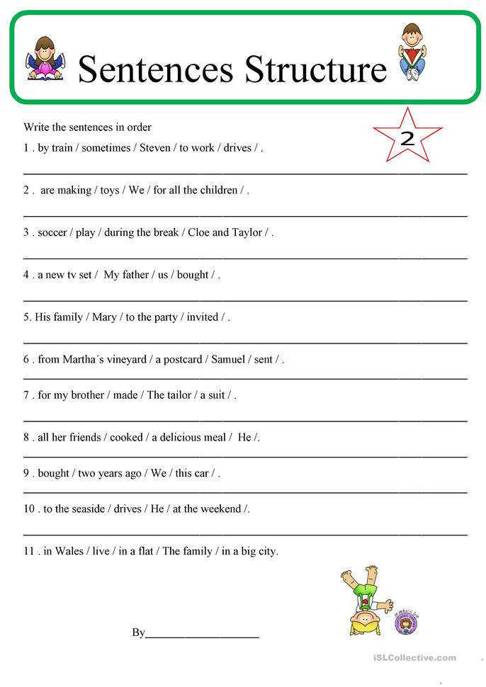 Writing Cursive Sentences Worksheets Free and Printable