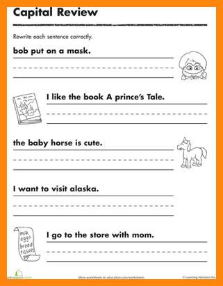 writing sentences worksheets 717a159c6e c542cc d5b